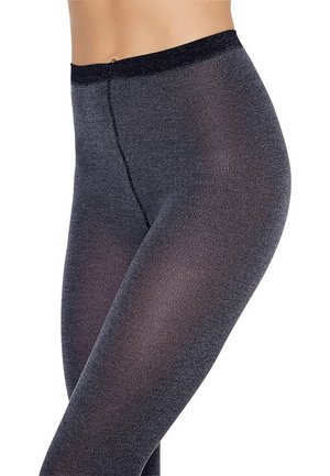 Tights - anthracite melange
