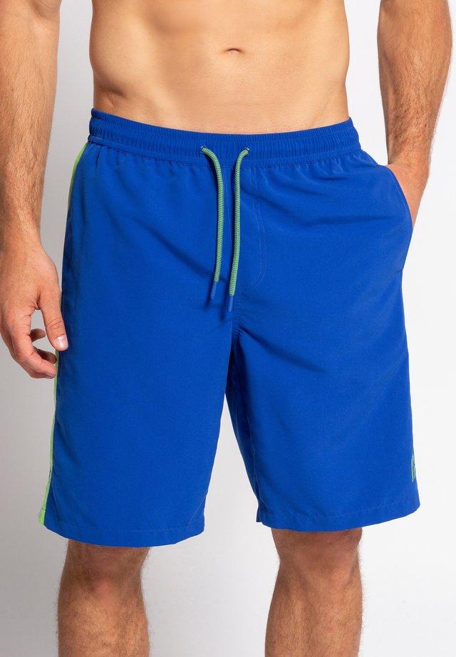 Swimming shorts - kobaltblau