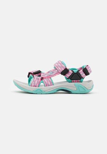 KIDS HAMAL HIKING UNISEX - Walking sandals - gloss
