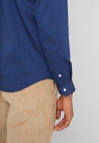 Tonsure - CHARLES - Shirt - dark blue - 5