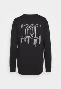 Juicy Couture - CARDI - Langærmede T-shirts - black - 1