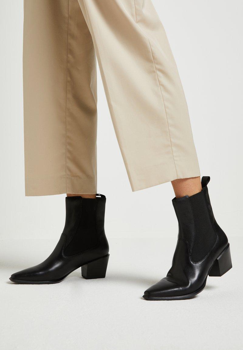 Vagabond - Kotníkové boty - black