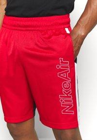 Nike Sportswear - Pantaloni sportivi - university red/black/white - 4