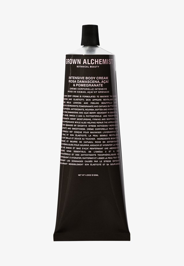INTENSIVE BODY CREAM ROSA DAMASCENA, ACAI & POMEGRANATE  - Fugtighedscreme - -