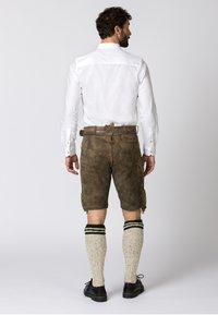 Stockerpoint - MICHEL - Shorts - brown - 2