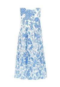 Live Unlimited London - FLORAL - Day dress - blue, white - 3