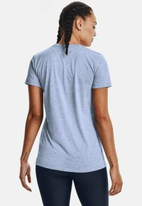 Under Armour - TECH TWIST - Sports shirt - washed blue - 2