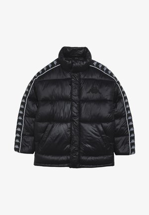 FRANCIS - Winter jacket - caviar