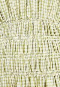 ALIGNE - DESI - Day dress - khaki - 5
