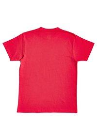 DC Shoes - Print T-shirt - racing red - 1