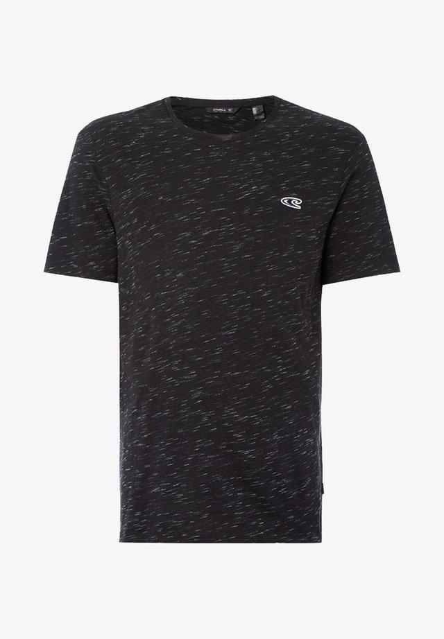 JACK'S SPECIAL - T-shirt print - black aop