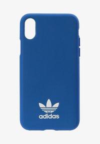 adidas Originals - MOULDED CASE - Mobiltasker - bluebird / white - 1