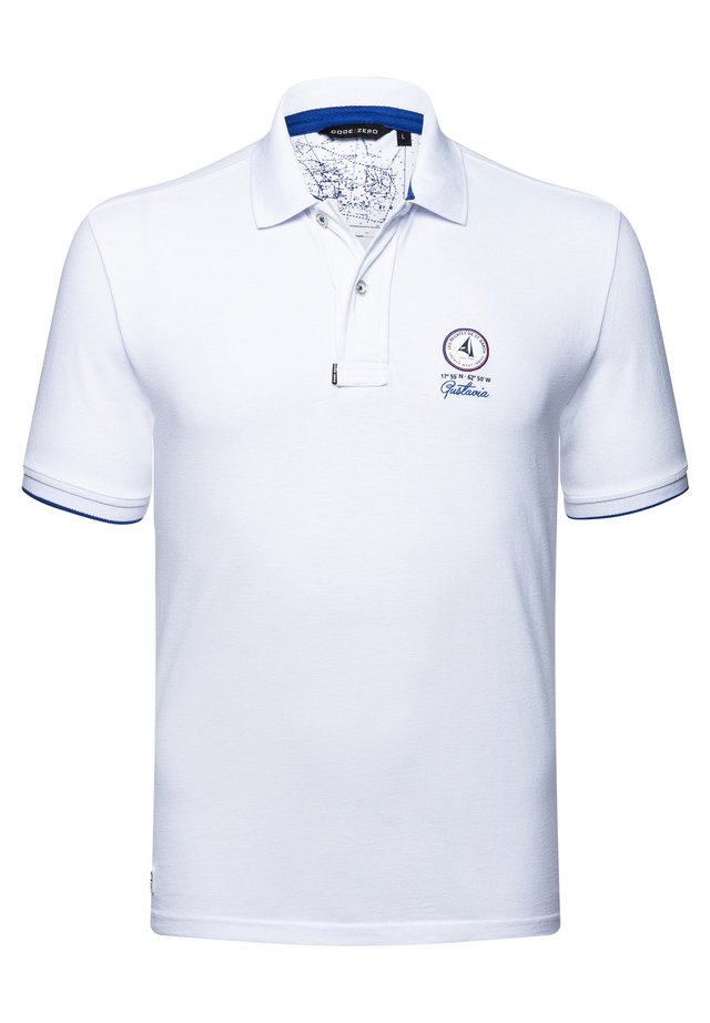 ST JEAN  - Polo shirt - white