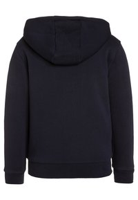 Lacoste Sport - TENNIS - Zip-up hoodie - navy blue/silver chine - 1