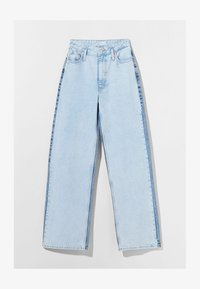 Bershka - Flared jeans - light blue - 5
