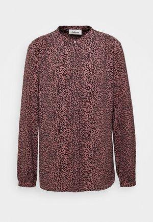 EMILY PRINT SHIRT - Skjortebluser - rose