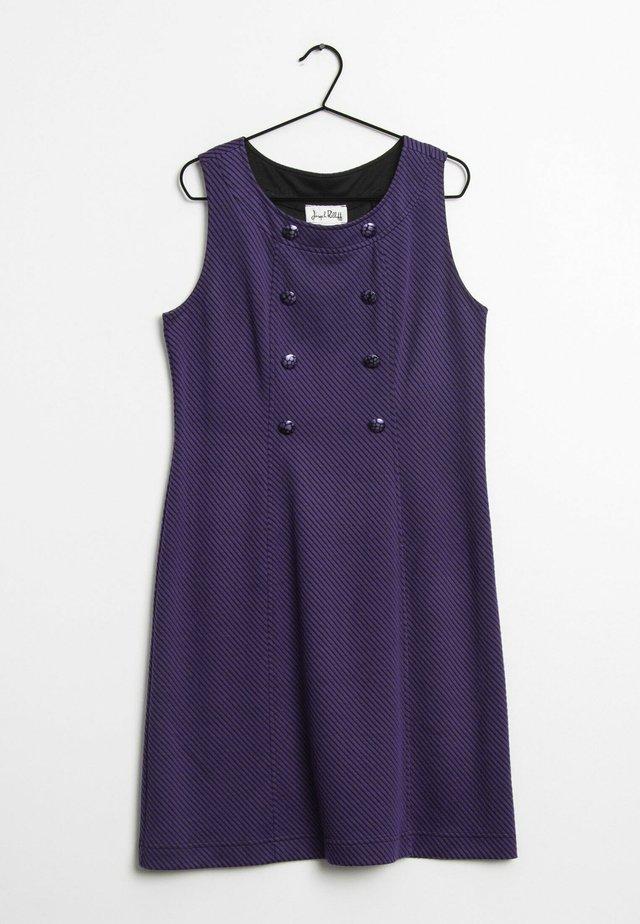 Korte jurk - purple