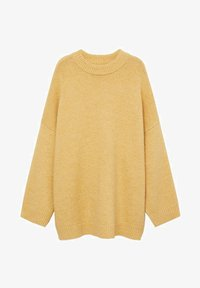 Mango - VINSON - Jumper - mustard - 3