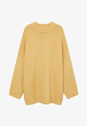 VINSON - Jumper - mustard