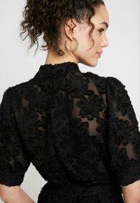 Vero Moda - VMICE DRESS - Kjole - black - 3