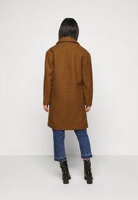 Object Petite - OBJHELLE COAT  - Classic coat - chipmunk - 2
