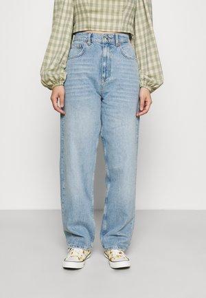 90S HIGH WAIST - Relaxed fit jeans - standard blue