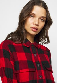 GAP - UTILITY DRESS - Shirt dress - red - 3