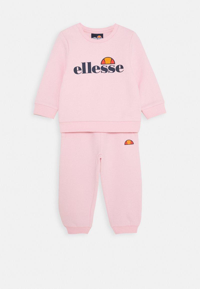 Ellesse - SIMMZ BABY SET - Sweatshirt - light pink