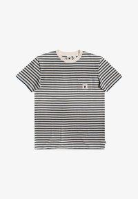 Quiksilver - NEW BEAT - Print T-shirt - saragosa sea new beat - 0