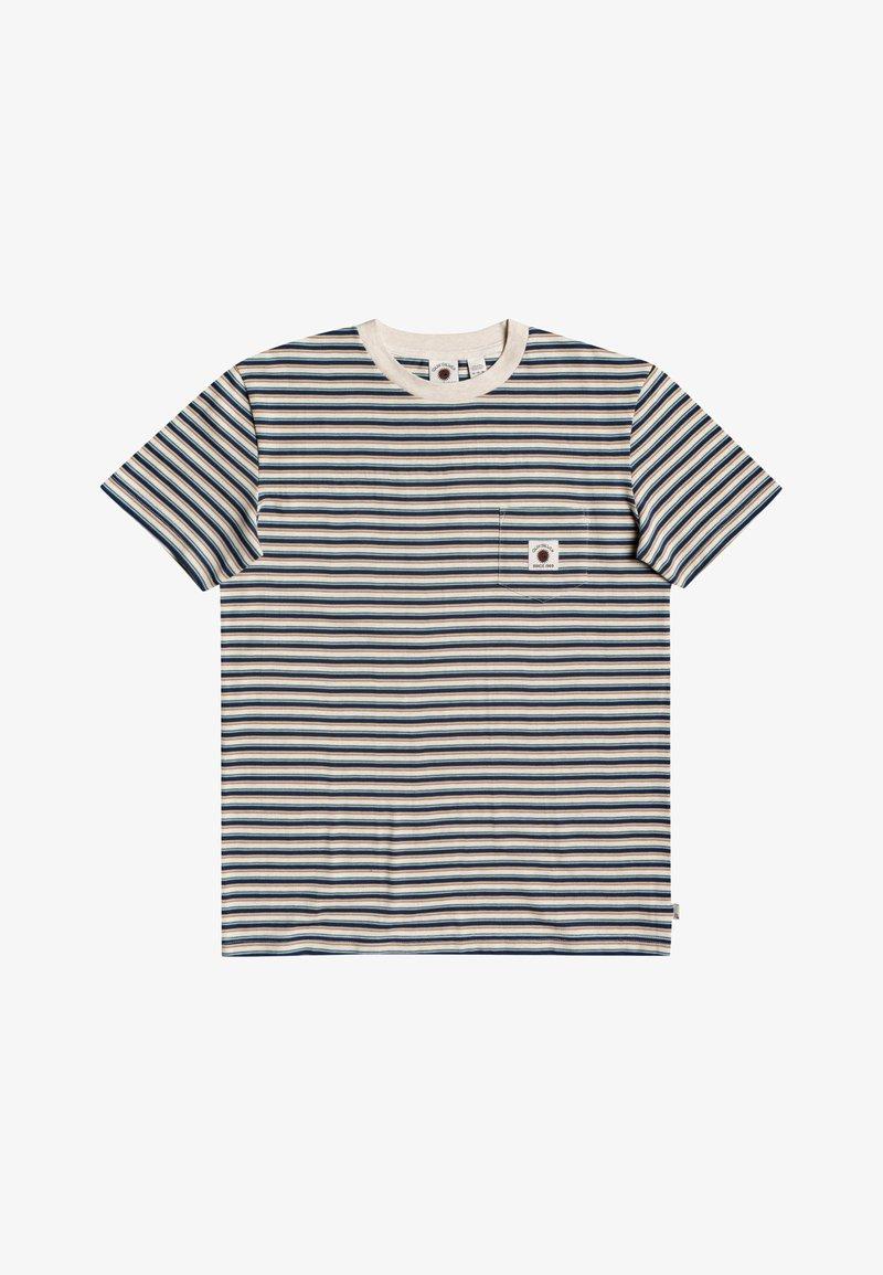 Quiksilver - NEW BEAT - Print T-shirt - saragosa sea new beat