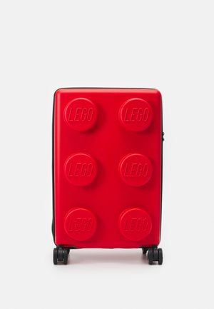 LEGO SIGNATURE - Wheeled suitcase - bright red