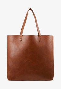 TRANSPORT TOTE - Tote bag - english saddle