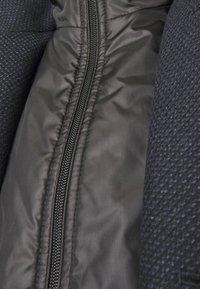 Cinque - OXFORD COAT - Klasický kabát - dark blue - 3