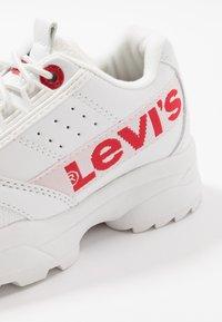 Levi's® - SOHO - Slippers - white - 5