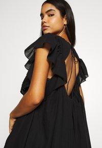 Free People - HAILEY MINI DRESS - Day dress - black - 3