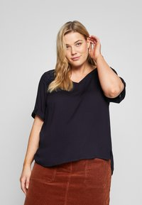 Zizzi - BLOUSE - Blouse - night sky - 0