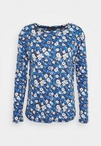 Marks & Spencer London - SLASH - Top sdlouhým rukávem - blue - 0
