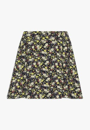 ORCHID SKIRT - A-line skirt - dark blue