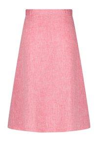 Gerry Weber - A-line skirt - rasberry melange - 4