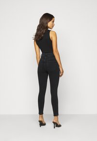 New Look Petite - CONTOUR - Jeans Skinny Fit - black - 2