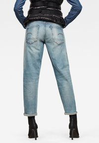 G-Star - KATE BOYFRIEND - Relaxed fit jeans - antic faded lapo blue destroyed - 1