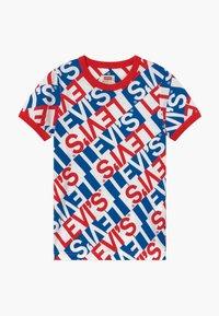 Levi's® - GRAPHIC RINGER - T-shirt imprimé - white - 0
