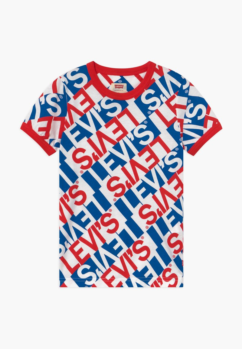 Levi's® - GRAPHIC RINGER - T-shirt imprimé - white