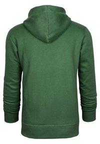 Spitzbub - NORMAN - Zip-up sweatshirt - green - 1