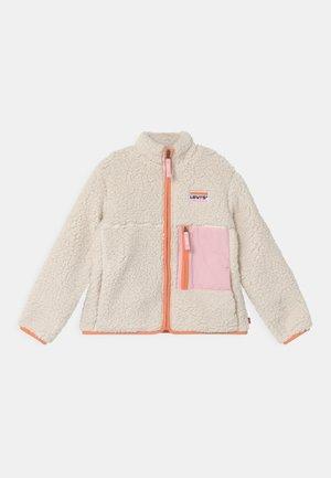 BOXY  - Winter jacket - oatmeal heather