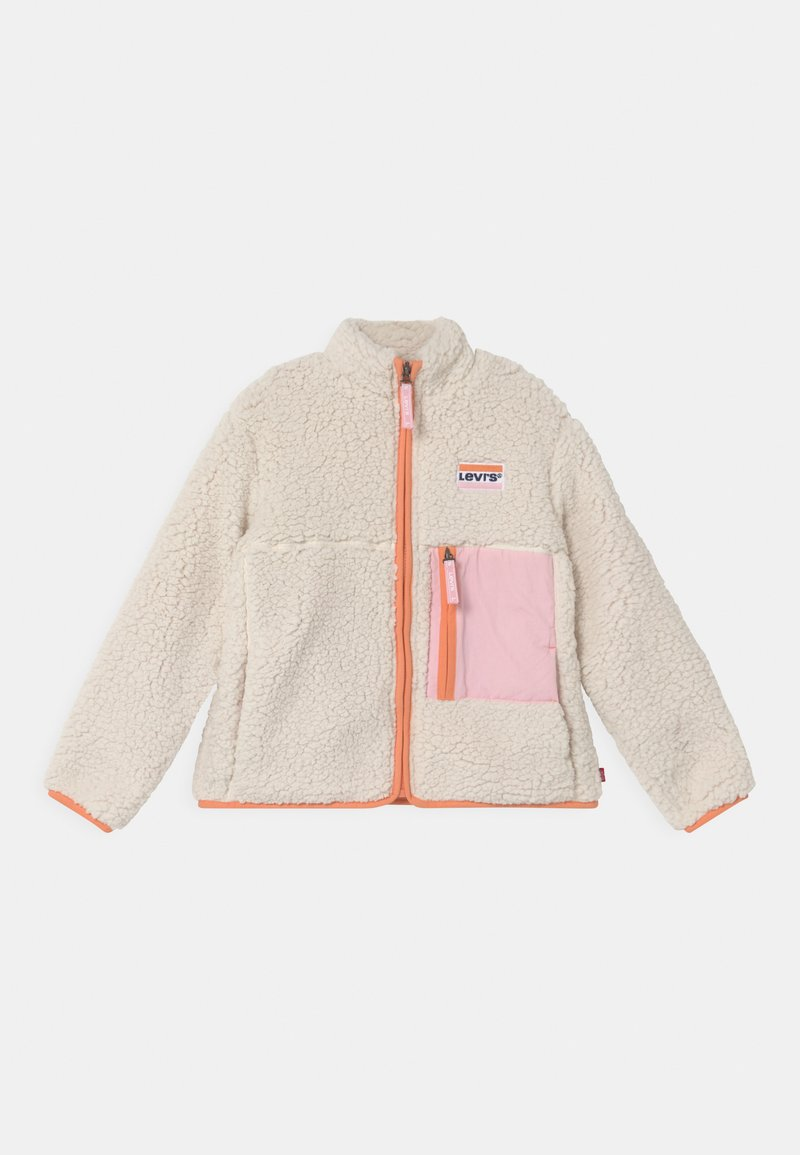 Levi's® - BOXY  - Winter jacket - oatmeal heather