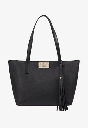 MIMI TOTE - Handbag - onyx