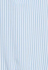 TOM TAILOR - WITH FEMININE NECKLINE - Blouse - blue/white - 2