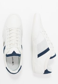 Lacoste - CHAYMON - Trainers - offwhite/navy - 1