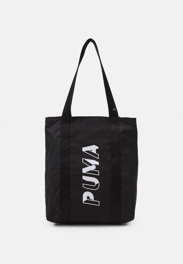 CORE BASE SHOPPER UNISEX - Shopping bag - black